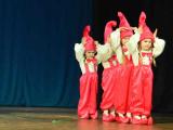 Зональный этап областного смотра-конкурса «Танцевальный серпантин» в Балашовском и Турковском районах