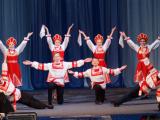 Зональный этап областного смотра-конкурса  «Танцевальный серпантин» в Вольске и Советском районе